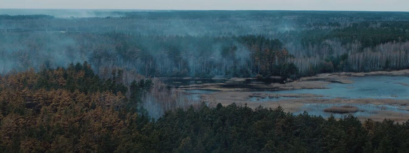 В сети показали Чернобыль после пожара. Жуткое видео