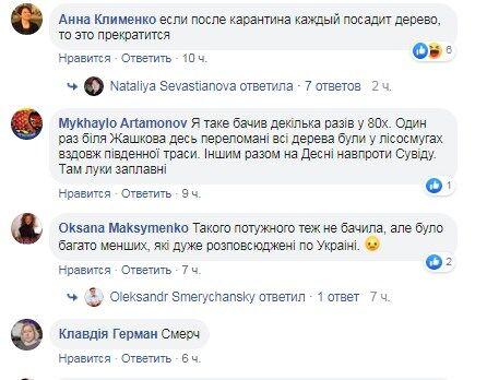 """""""Апокаліпсис"""": з'явилися фото пилового вихору під Києвом"""