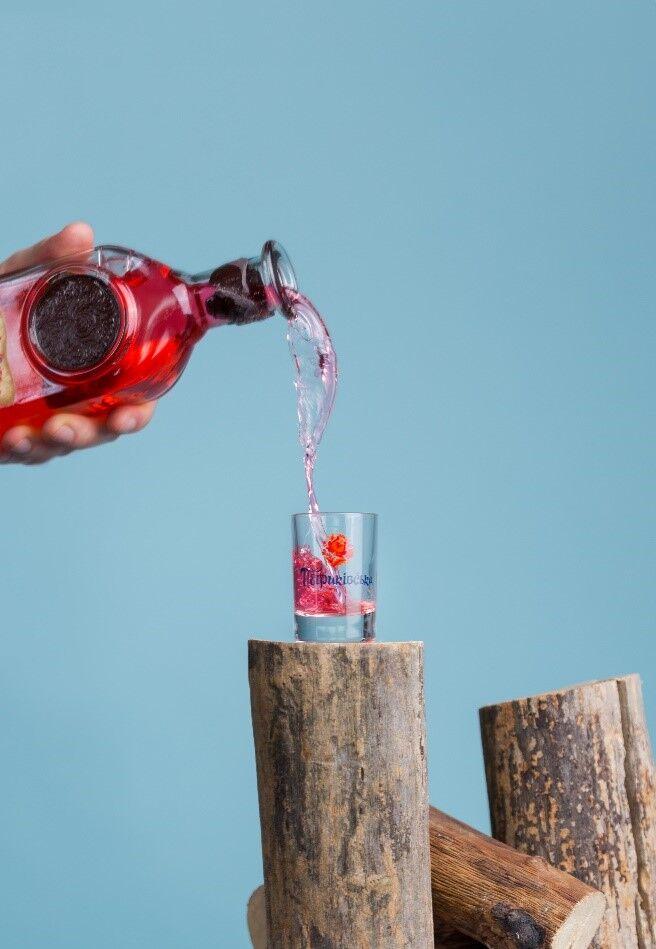 Топ-5 коктейлей на клюквенной водке