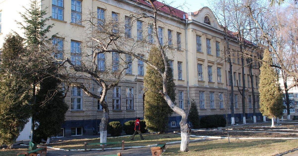 Міська лікарня №1 в Івано-Франківську