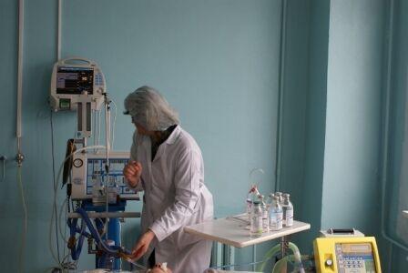 В больнице Кременчугского района заболели медики