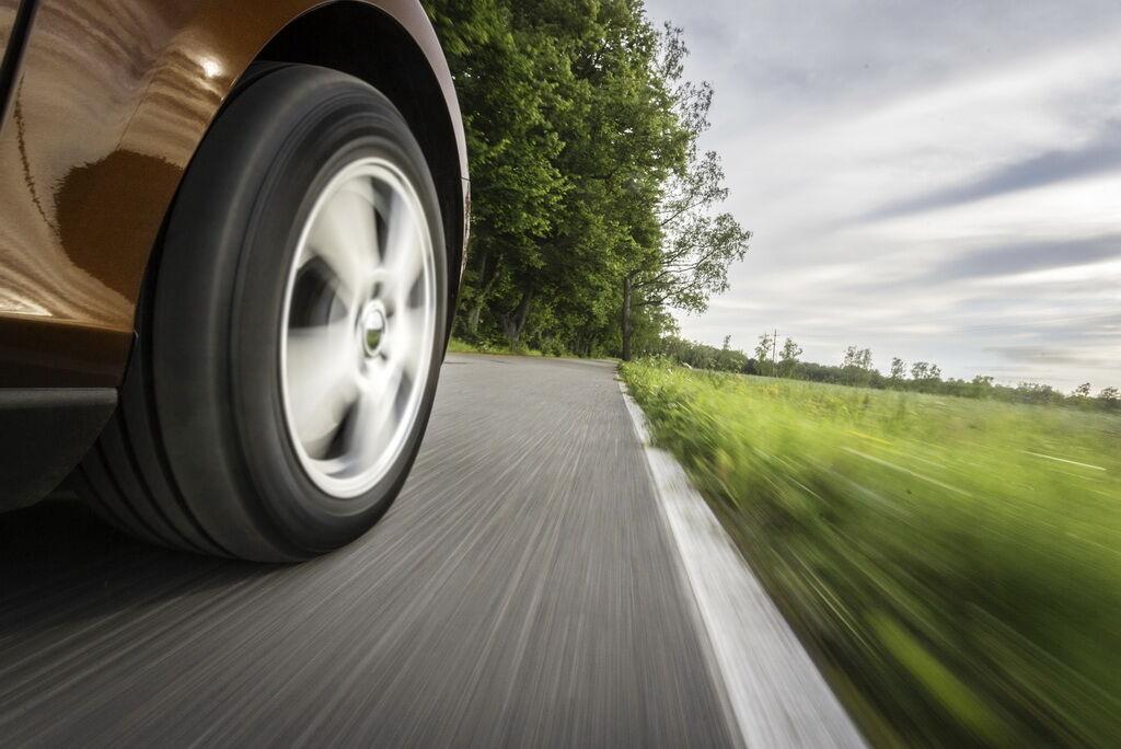 Летние шины не боятся высоких температур и уверенно чувствуют себя в дождь