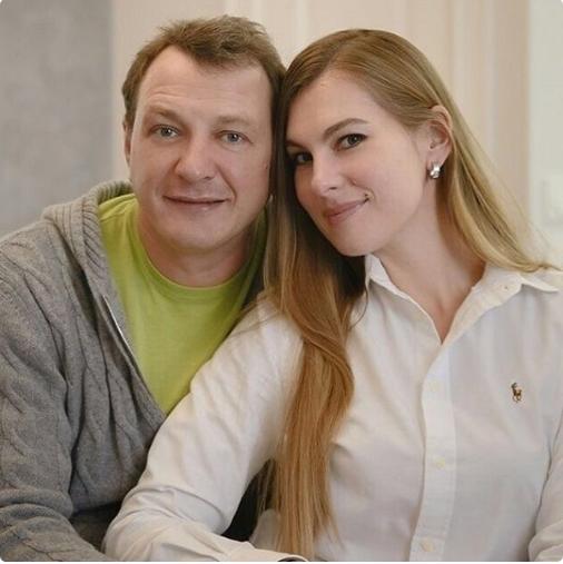 Марат Башаров і Єлизавета Шевиркова