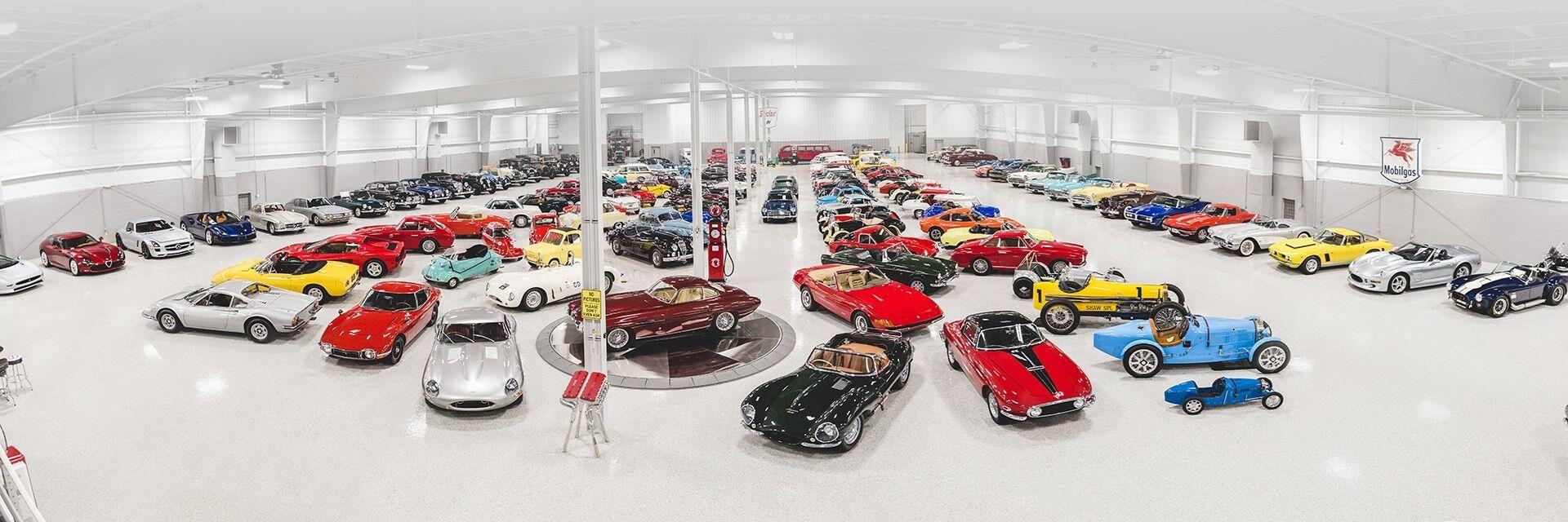 240 конфискованных машин продадут на аукционе