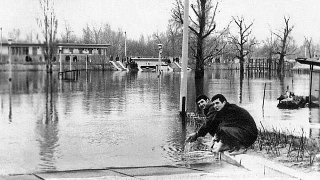Паводок в Києві 50 років тому