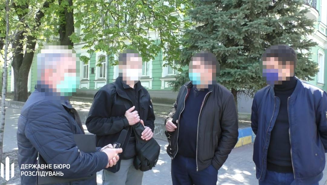 ДБР провело слідчі експерименти в справах Майдану