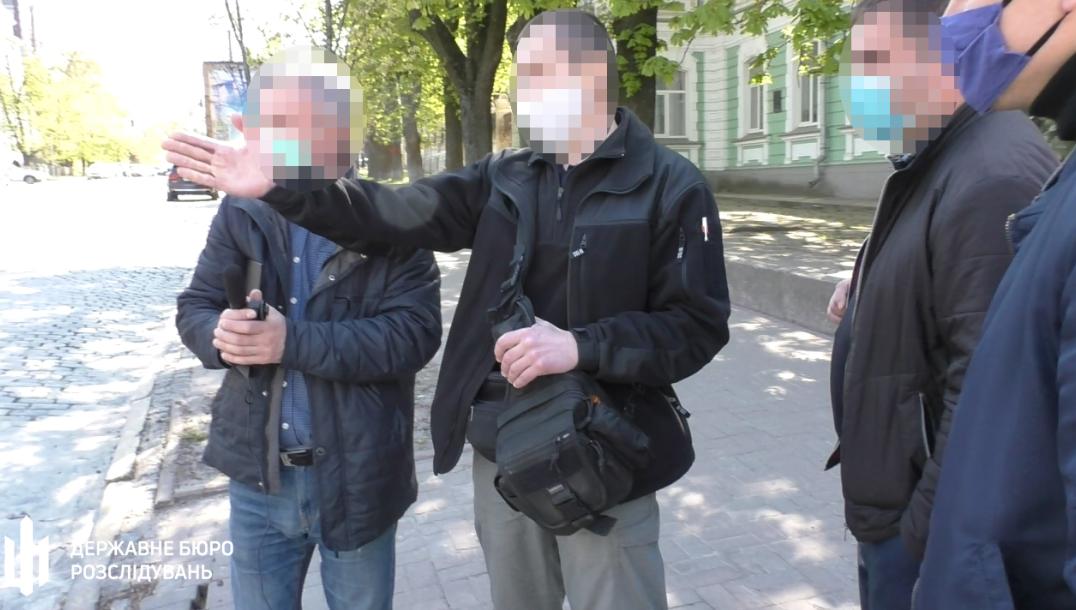 ДБР провело слідчі експерименти у справах Майдану
