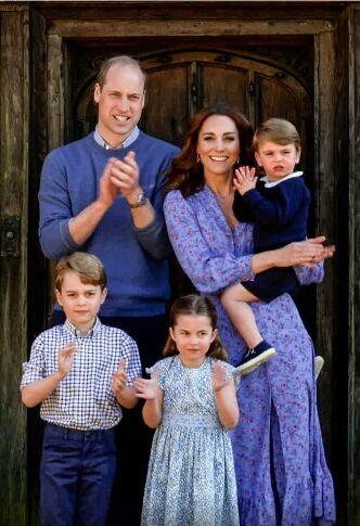 Міддлтон і принц Вільям зворушили мережу милим відео з дітьми