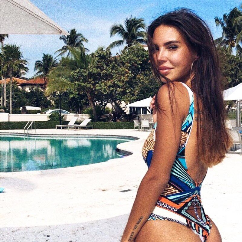 Оксана Самойлова – горячие фото