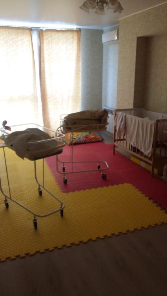 Квартира, де знаходилися діти