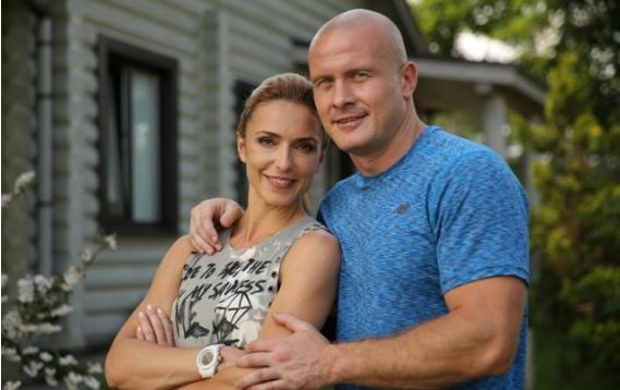 Марина Боржемська і В'ячеслав Узєлков