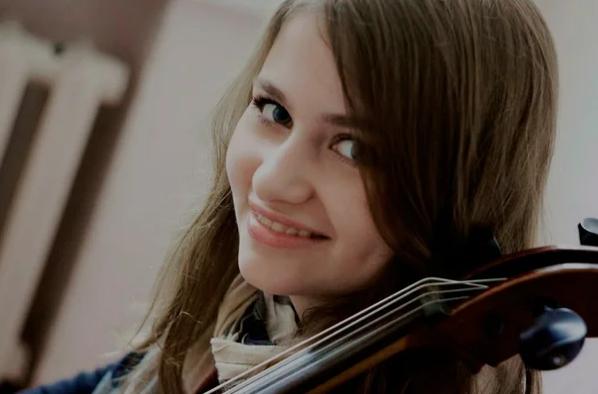 Внучка Евгения Моргунова от его младшего сына