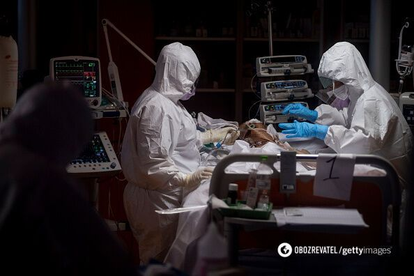 Премии получат только те врачи, которые контактировали с подтвержденными больными коронавирусом