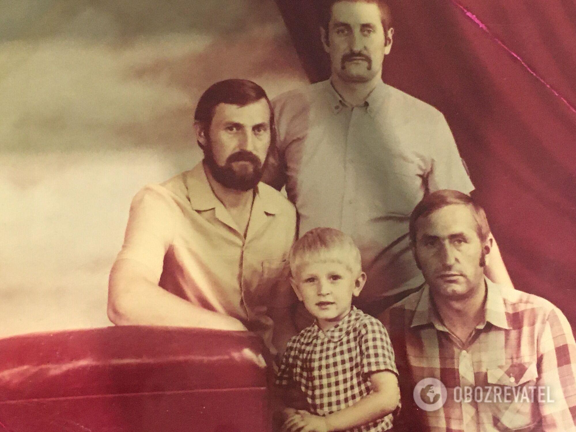 Братья Шавреи, Петр (слева) отрастил бороду в знак траура о погибших коллегах