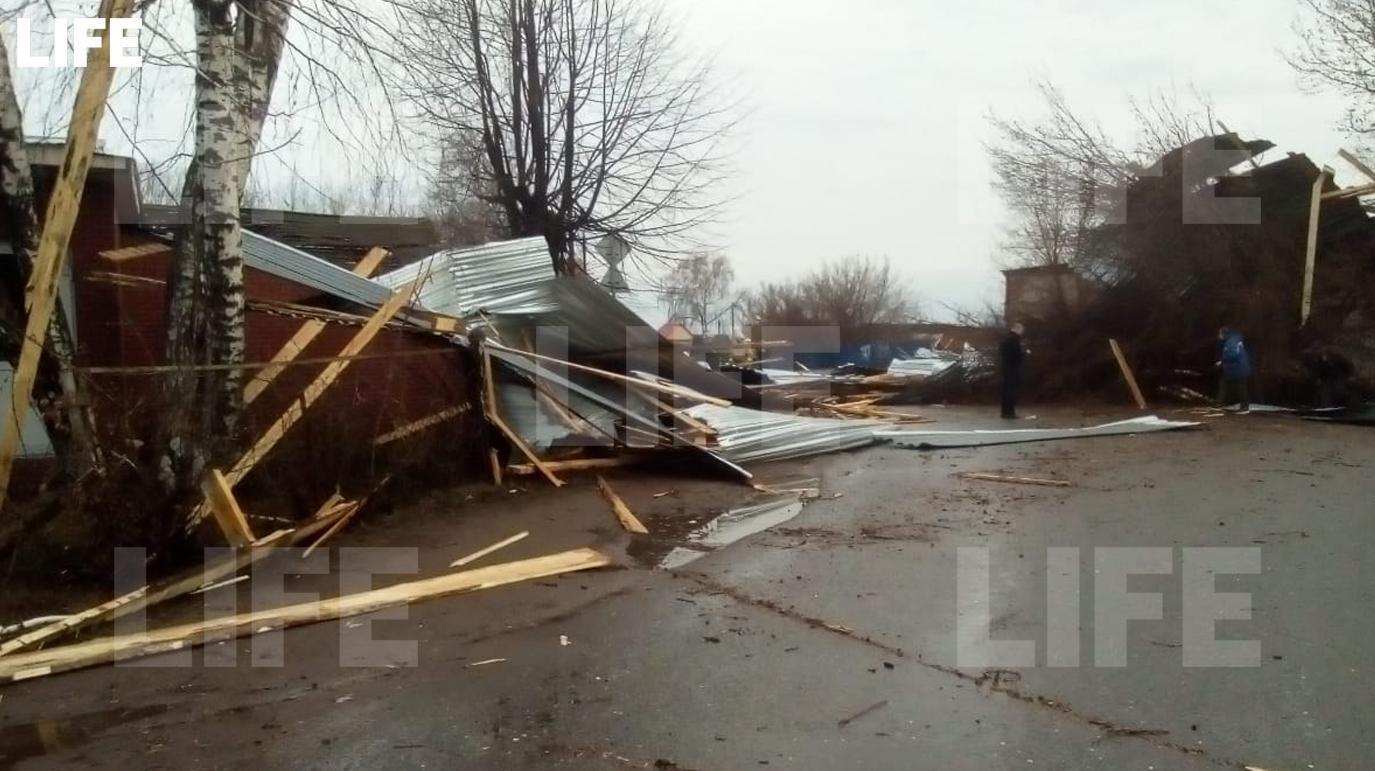 На Россию обрушился страшный ураган: есть жертвы
