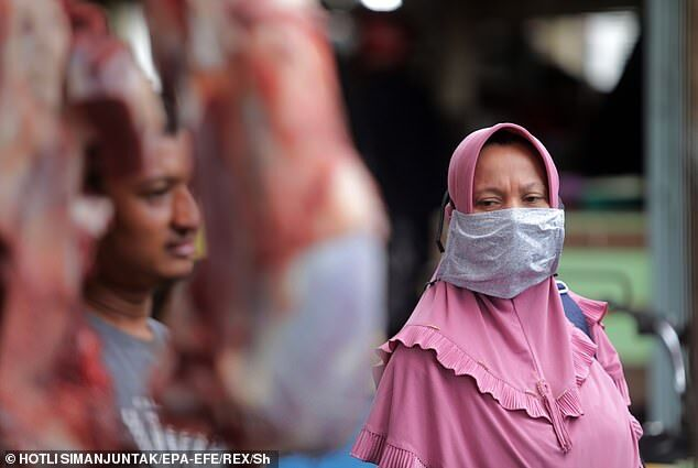В Індонезії знайшли ринок з дикими тваринами