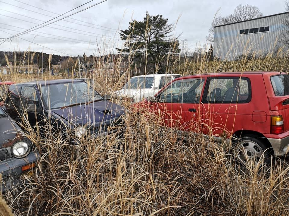 Так і залишилися на вулицях: неторкані авто в зоні відчуження