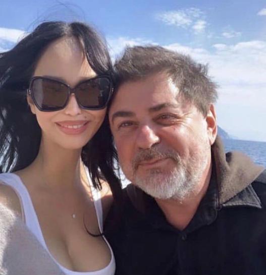 Дарина Ервін і Олександр Цекало