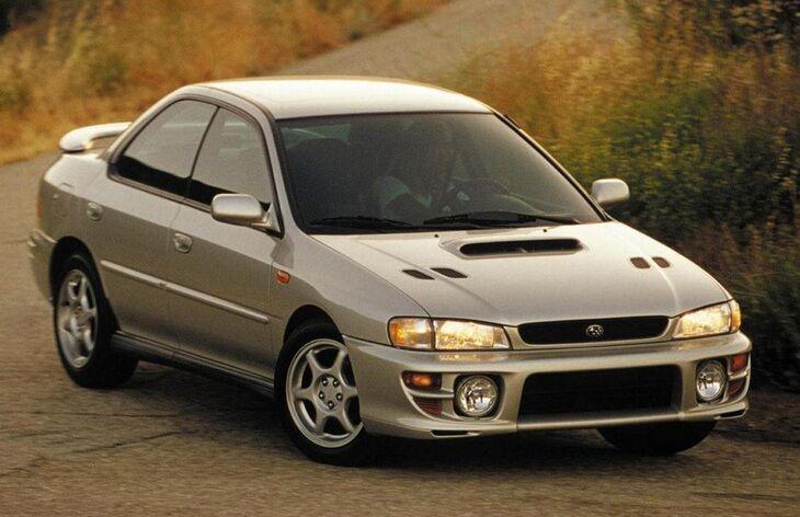 Subaru Impreza WRX (1992-2000)