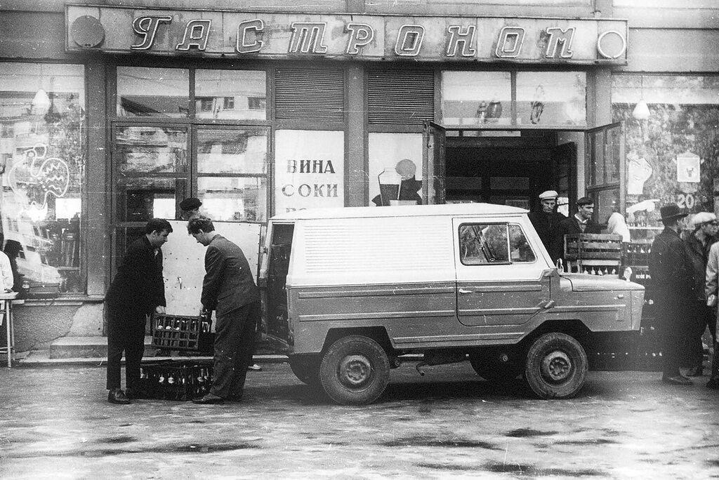 Фургон ЛуАЗ-969В був призначений для перевезення дрібних партій вантажів на невеликі відстані