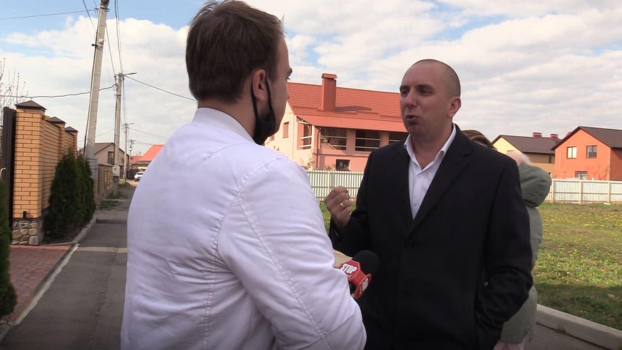 Глава поліції Вінниччини погрожував журналістам