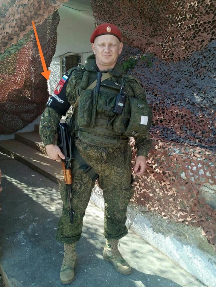 Террорист Адам Грозный в Сирии