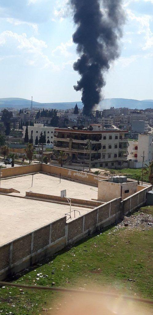 """""""Тіла обвуглені"""": в Сирії теракт забрав життя 42 осіб, ще 50 – поранені"""