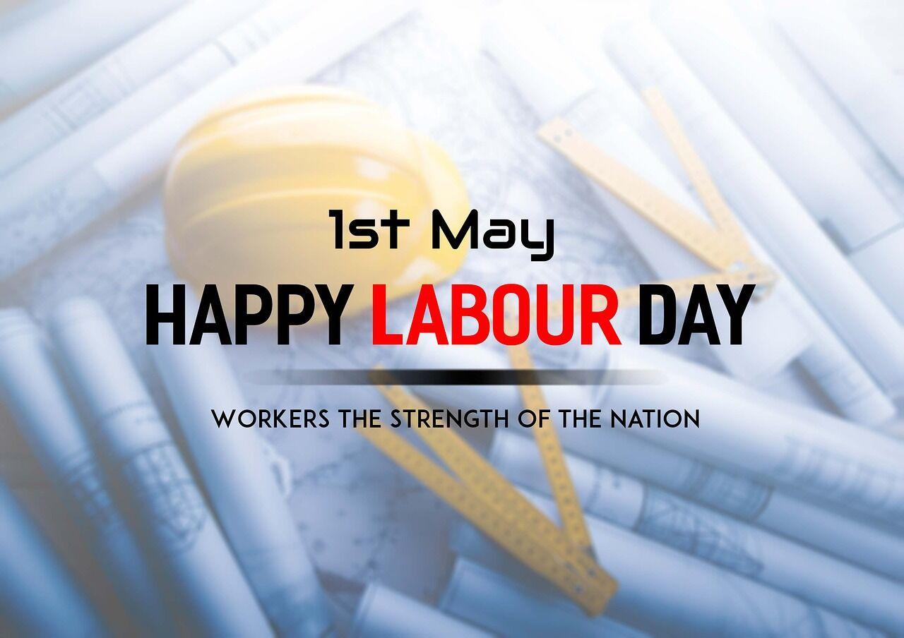 Счастливого Дня труда