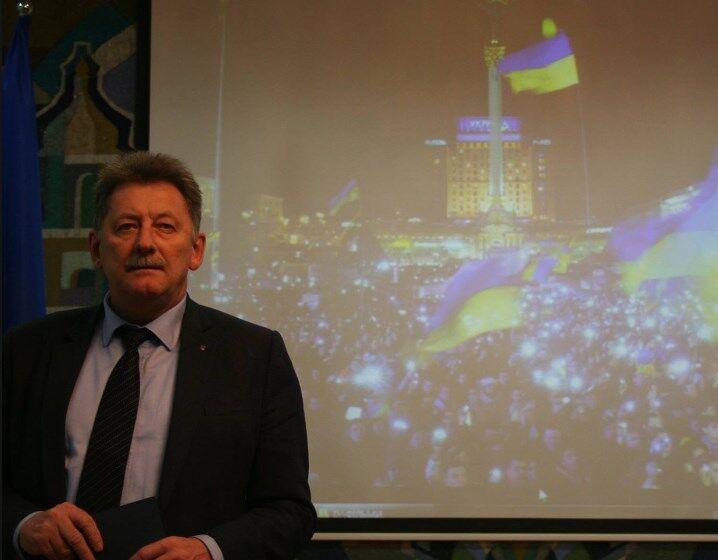 Посол України в Республіці Білорусь Ігор Кизим