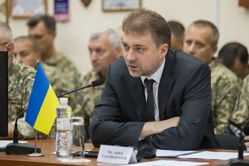Андрій Загороднюк