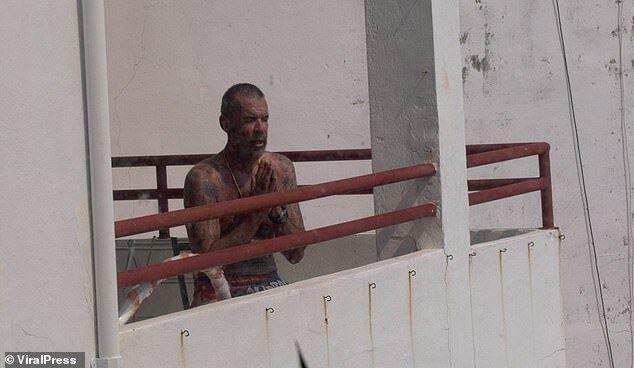 Турист скинув дружину з балкона через коронавірус