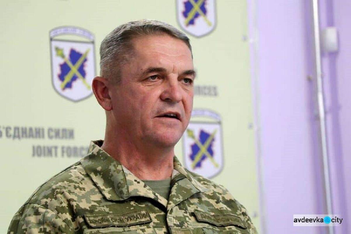 Полковник Сухопутных войск ВСУ Александр Доманский