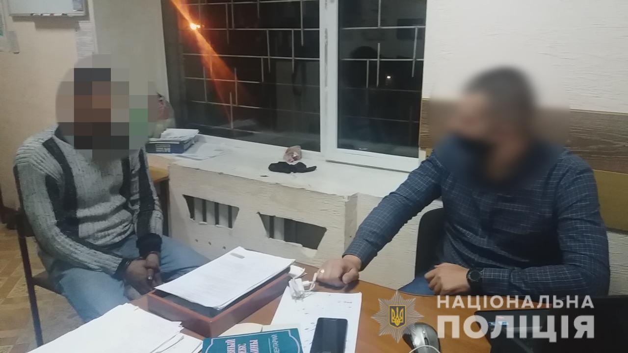 На Одещині спіймали підозрюваного у викраденні дівчинки