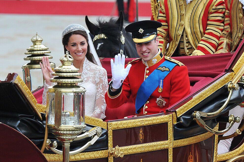 Весілля Кейт Міддлтон і принца Вільяма