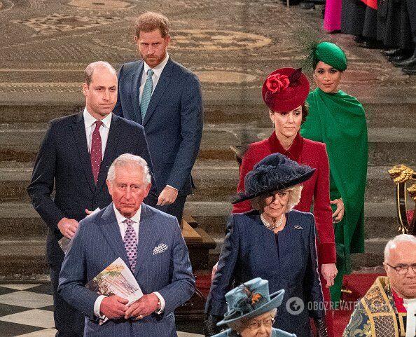 Річниця весілля Кейт Міддлтон і принца Вільяма: тор-3 скандалів, в які потрапила пара