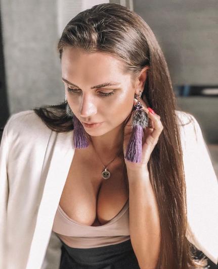 Катерина Комаровська