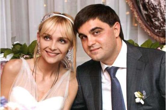 Снежана Онопко и Николай Щур