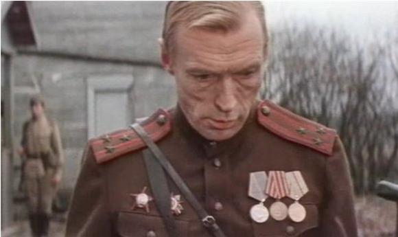 """Кадр з фільму """"Йшов четвертий рік війни"""""""