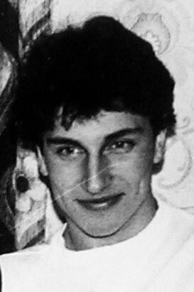 Дмитрий Нагиев в молодости