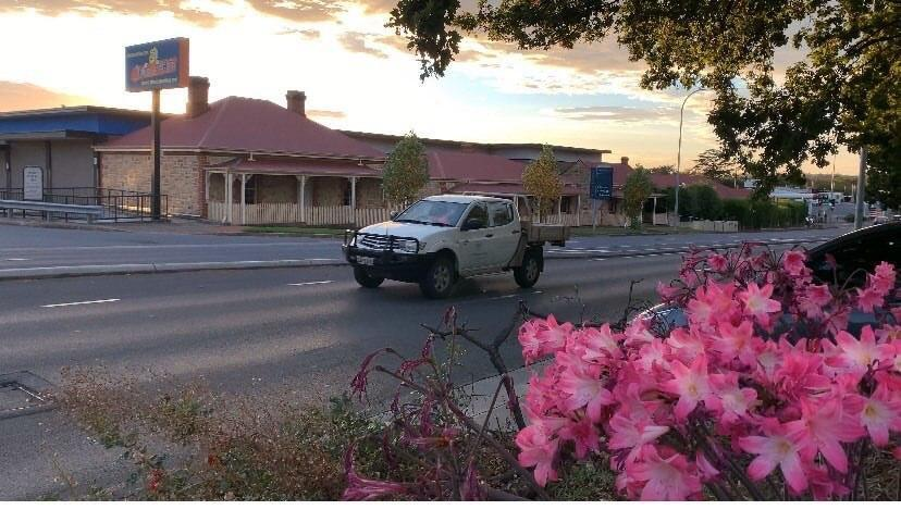 Улицы Аделаиды опустели с приходом вируса