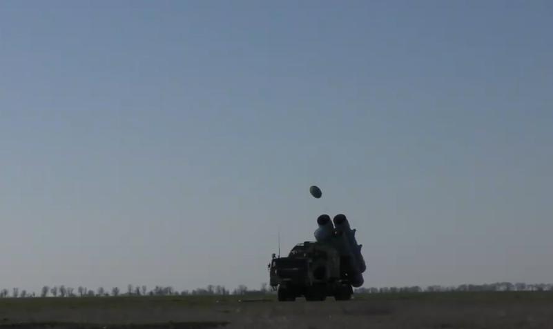 """Испытания ракетного комплекса """"Нептун"""""""