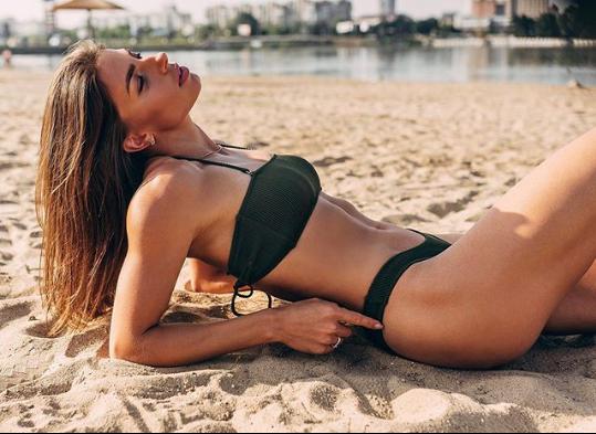 Марина Бех-Романчук поделилась новым фото