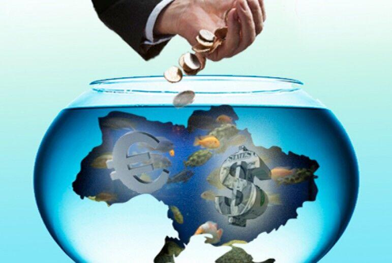 Інвестиції в Україну