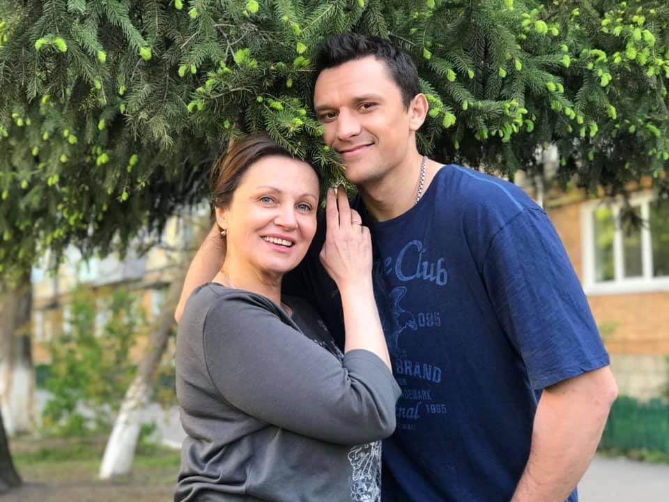 Ірина Мак і Тарас Цимбалюк