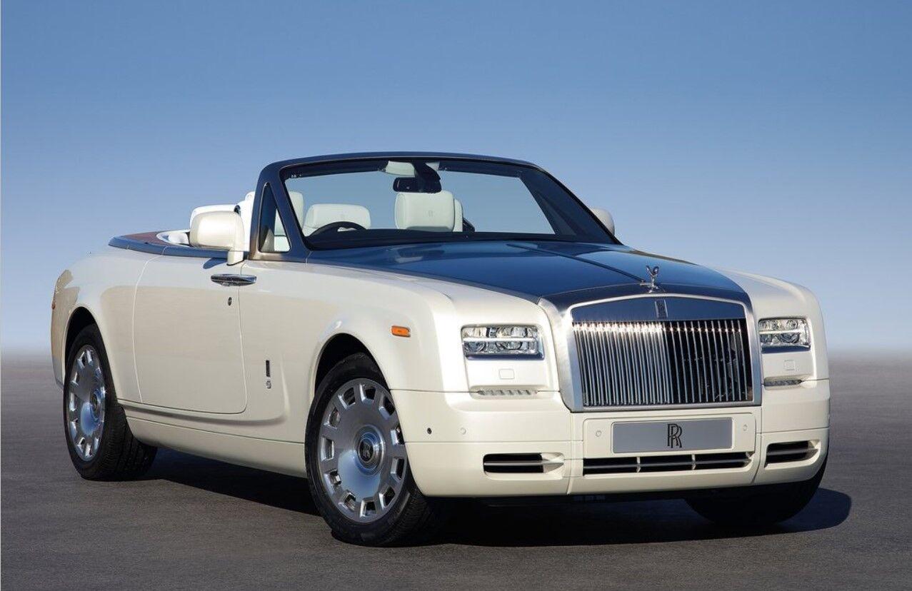Rolls-Royce так понравился дизайнерам, что его решили скопировать