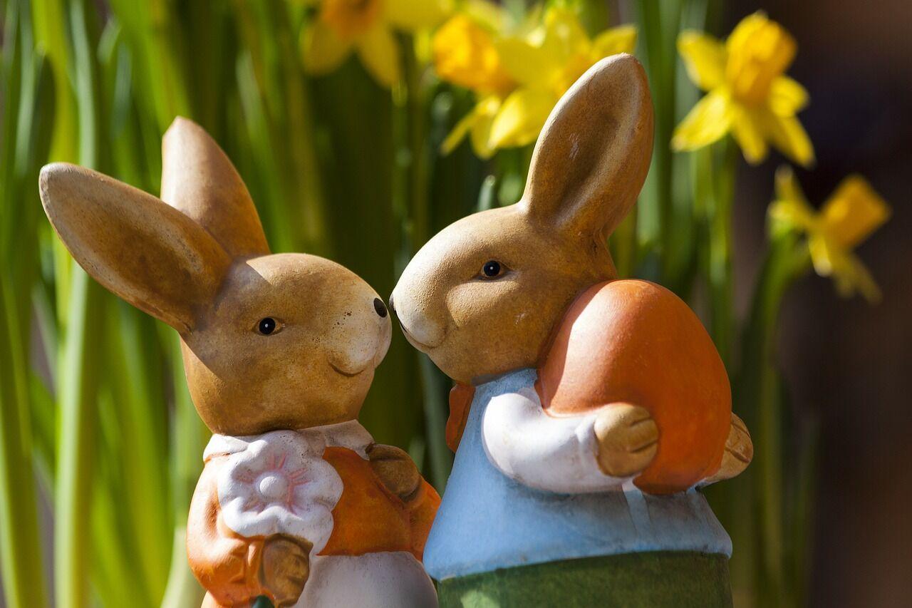 Пасха 2020 у католиков: Пасхальный кролик – символ процветания и силы природы