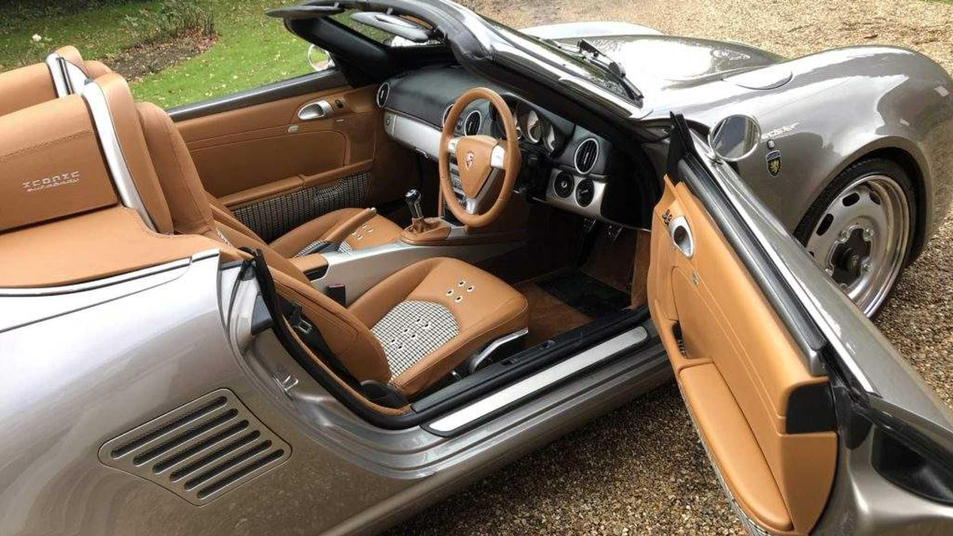 Porsche 387 Speedster