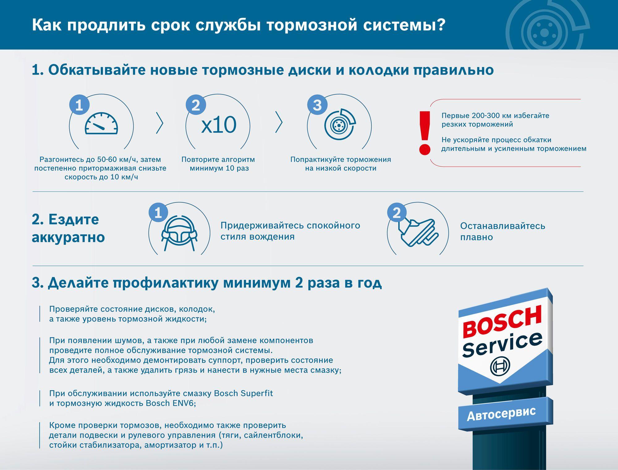Как продлить срок службы тормозной системы: советы специалистов