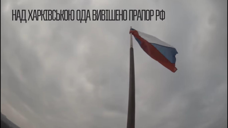 МВД показало видео освобождения Харьковской ОГА в 2014 году