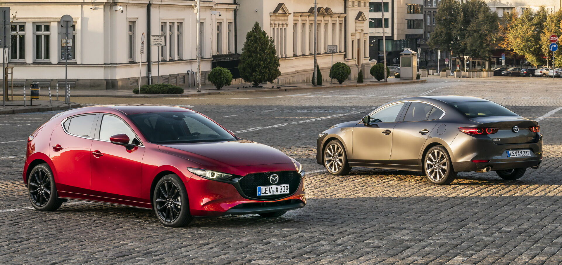Mazda3 отримала престижну нагороду WCOTY 2020 за дизайн